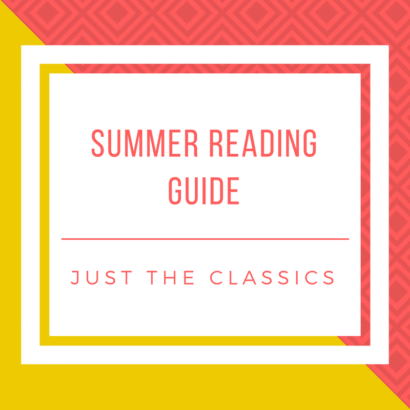 Easy Classics to Read for Summer