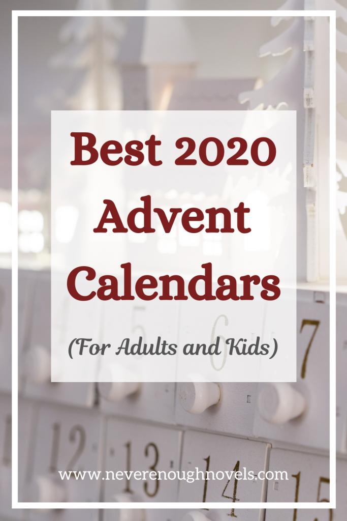 best 2020 advent calendars