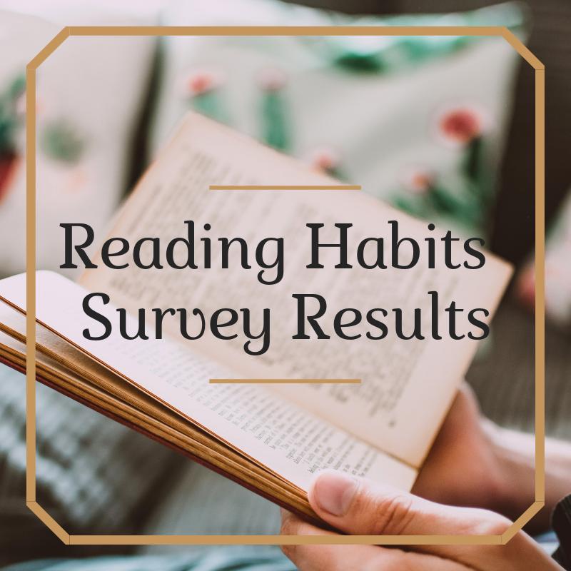 Reading Habits Survey Results