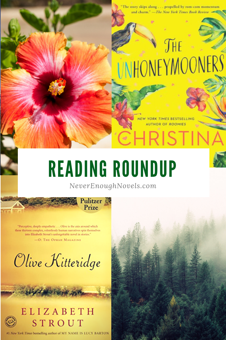 Reading Roundup #51