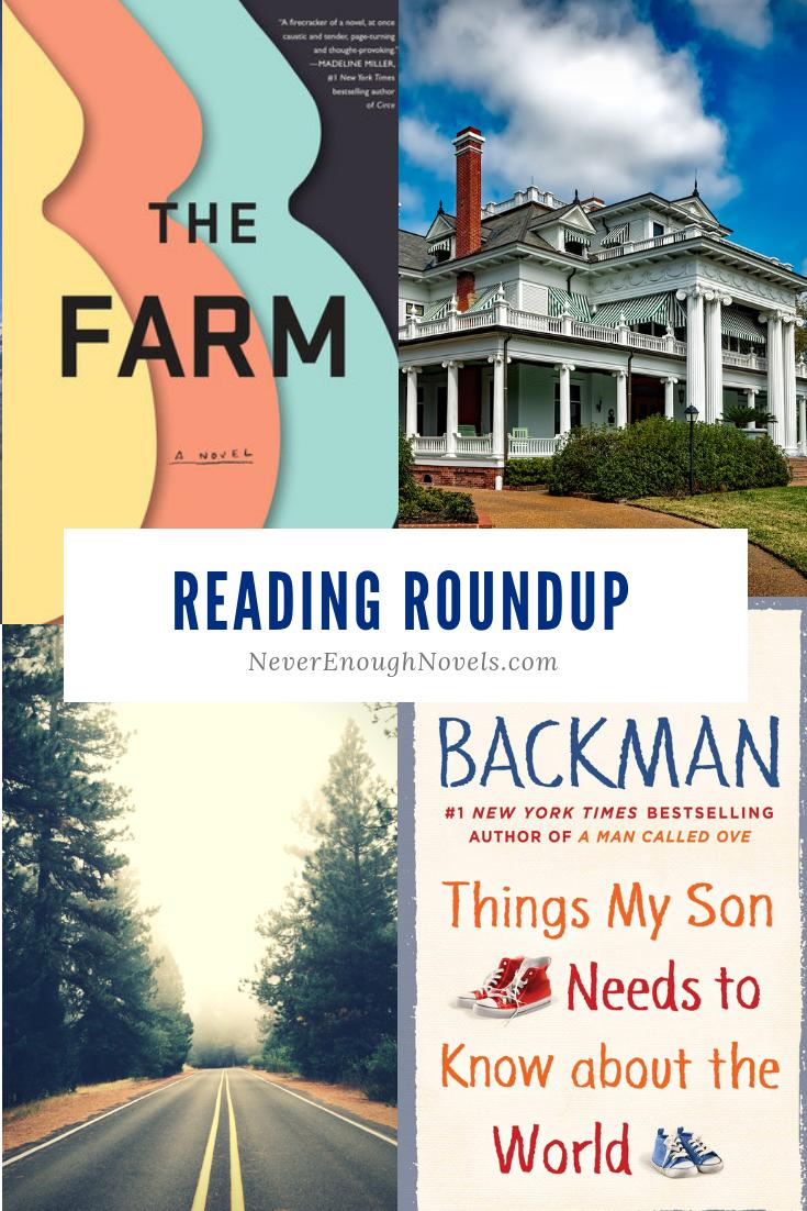 Reading Roundup #53
