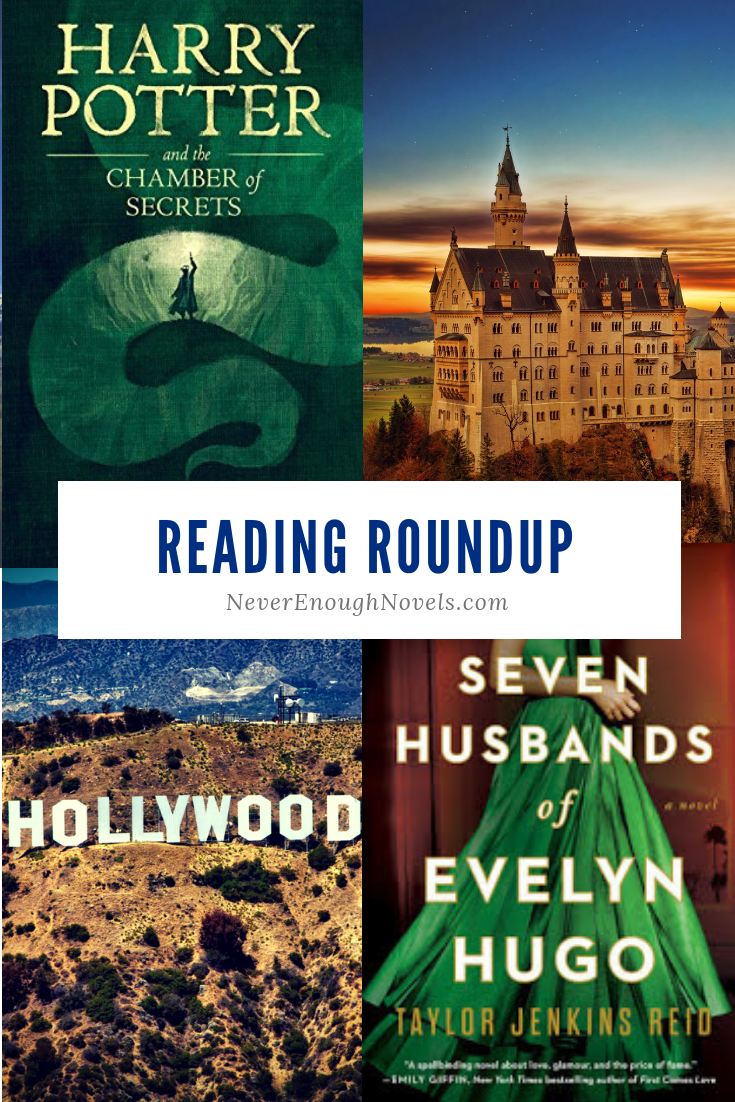 Reading Roundup #54