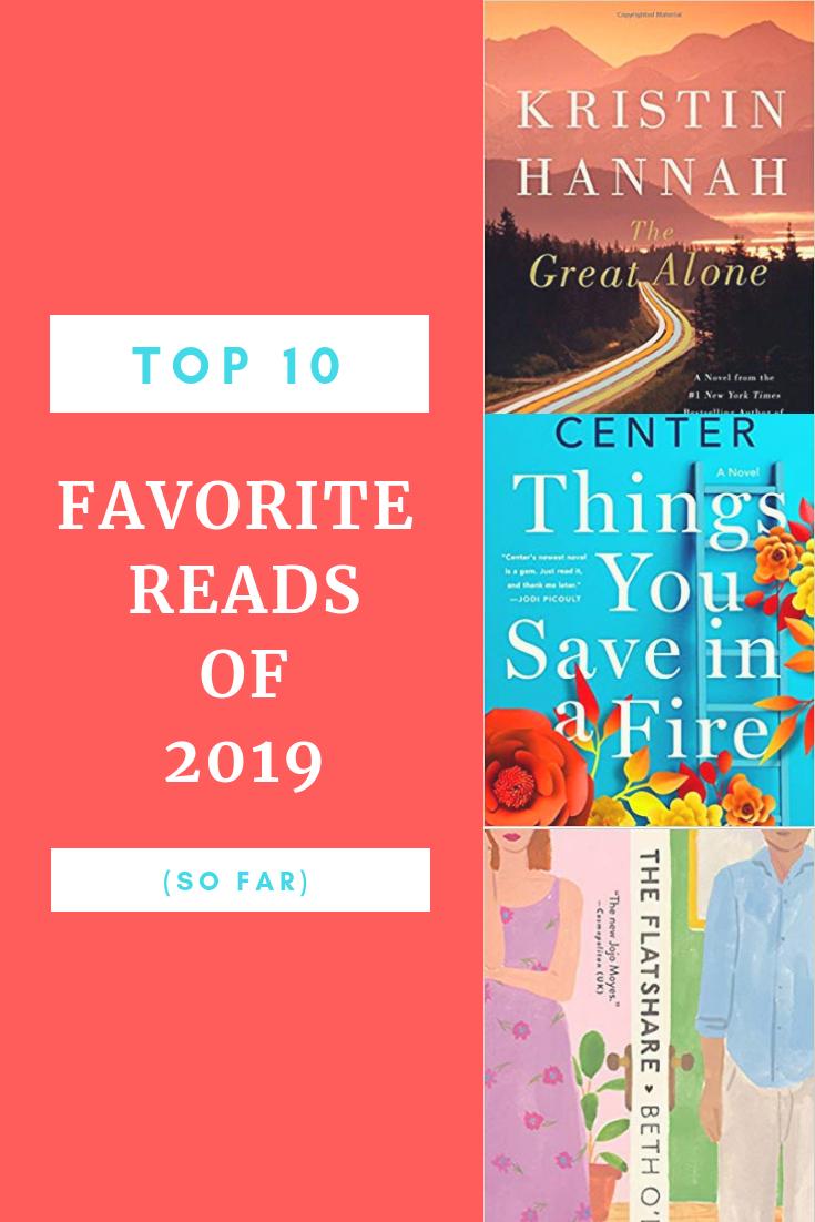 My Favorite Books of 2019 (so far)