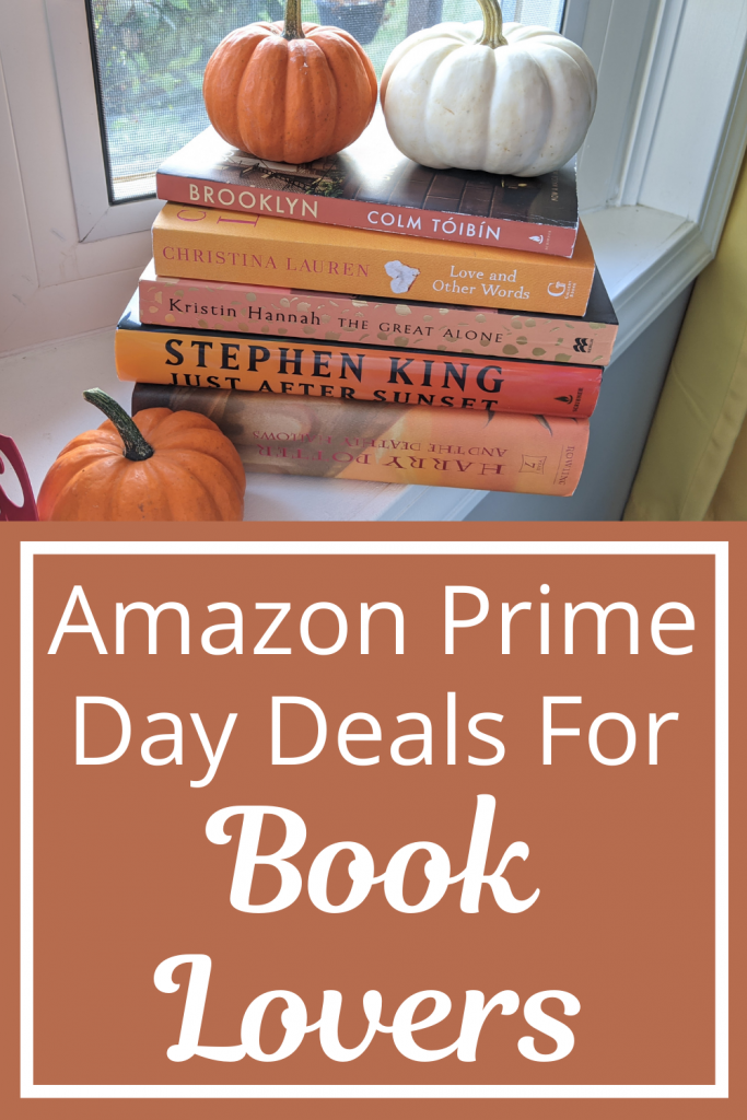 prime day book deals