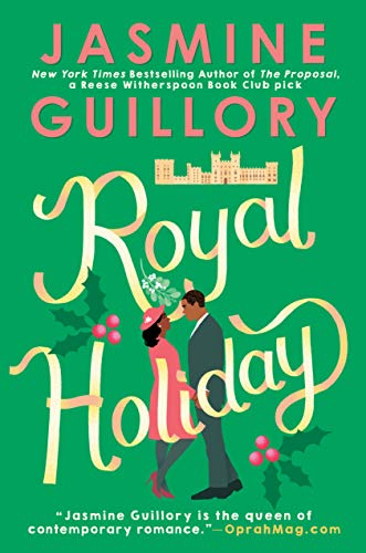 royal holiday book cover
