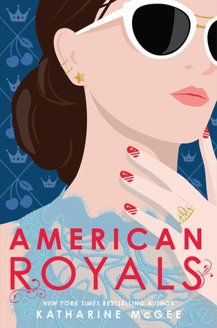 american royals book cover