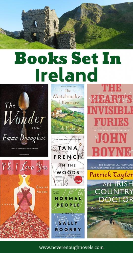 books set in ireland