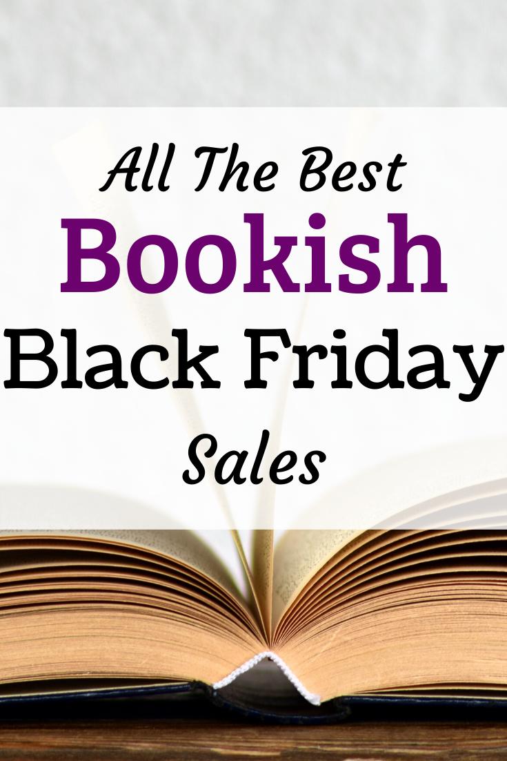 2020 Bookish Black Friday Deals