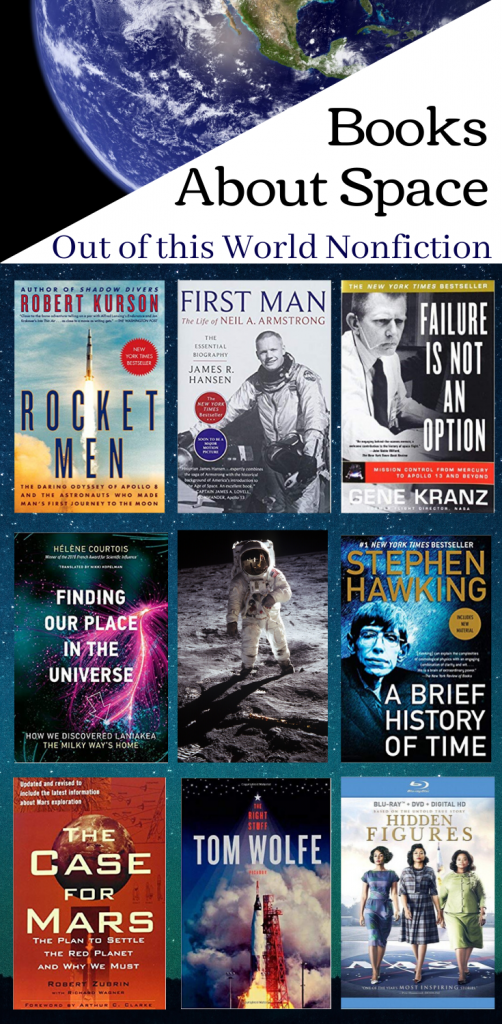 nonfiction books about space for adults