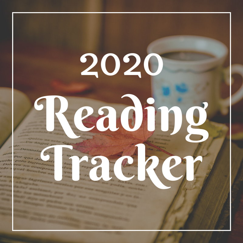 Introducing My 2020 Reading Tracker
