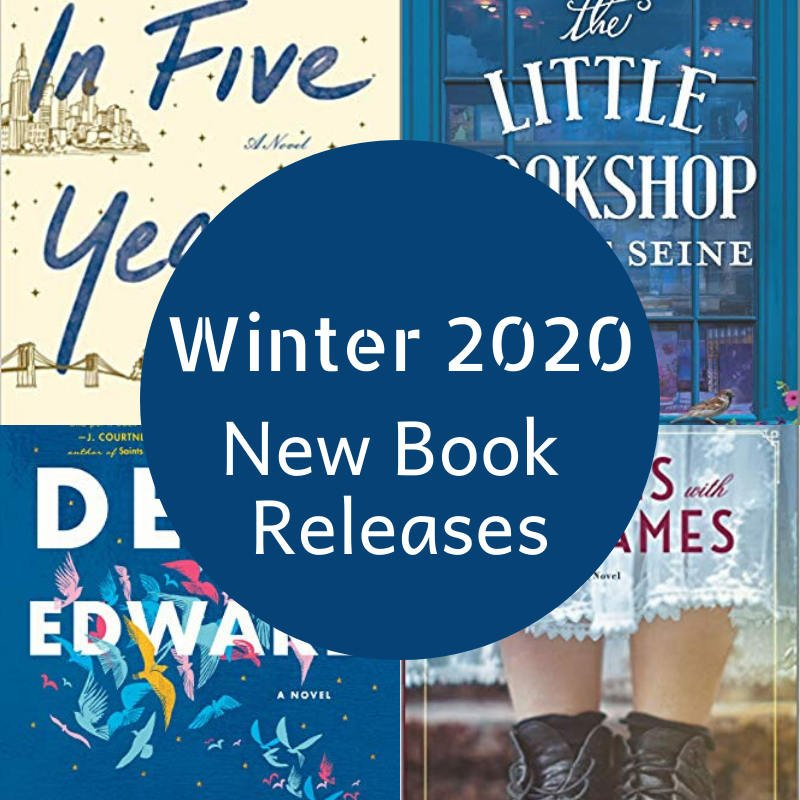 Winter 2020 New Book Releases