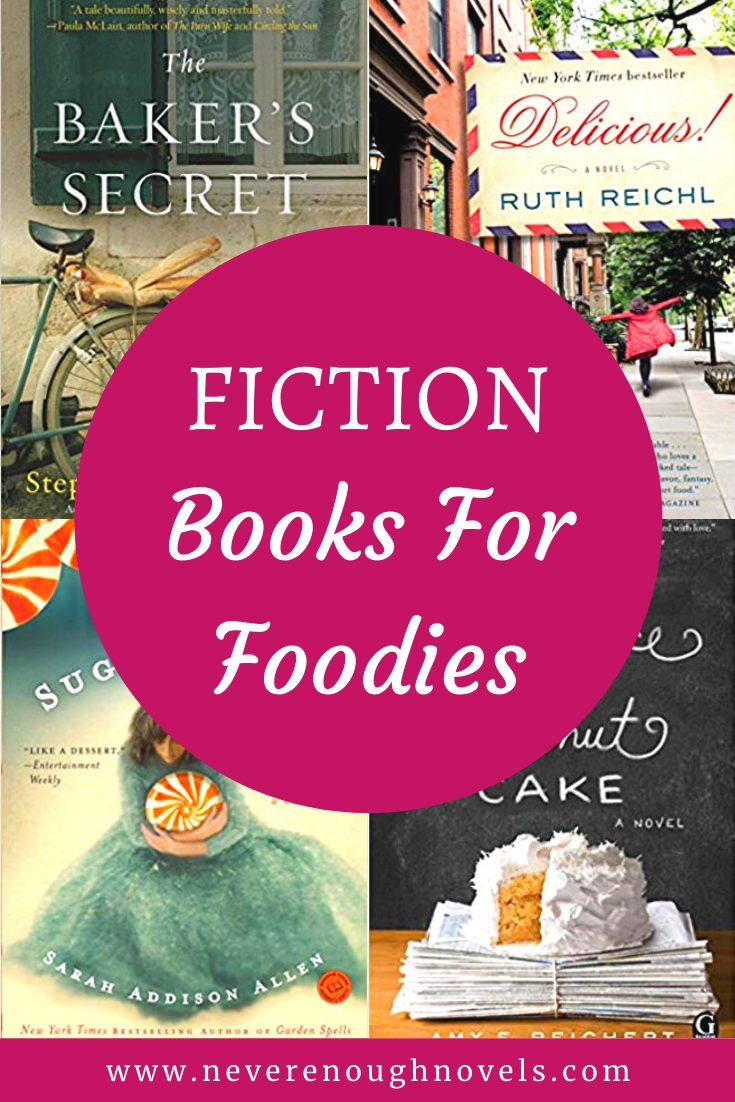 food books for foodies