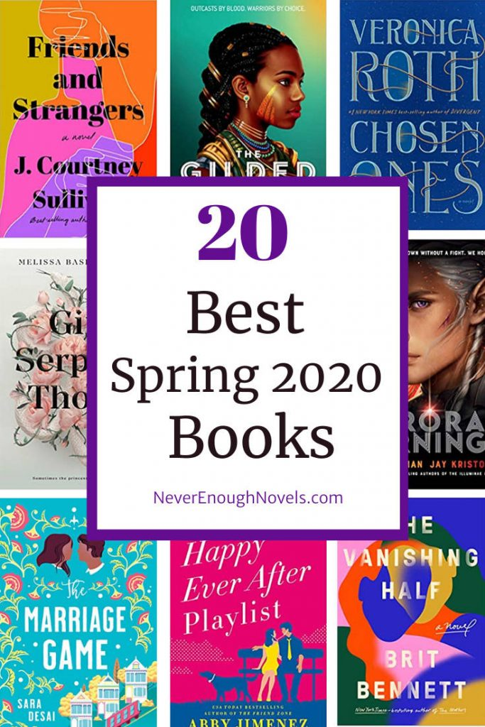spring 2020 new books