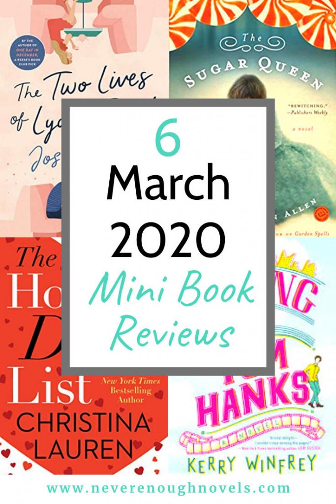 march book recommendations