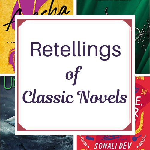 retellings of classic novels