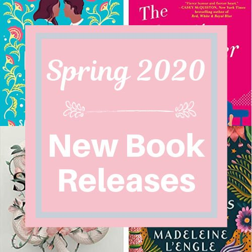 Spring 2020 New Book Releases