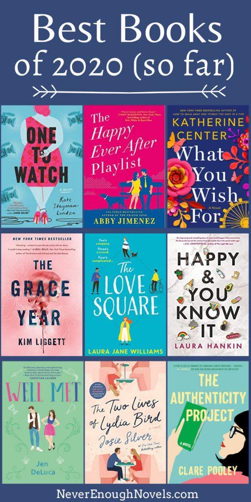 best novels of 2020