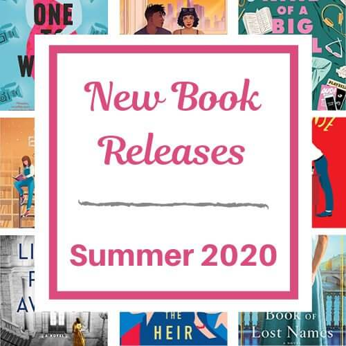 Summer 2020 New Book Releases
