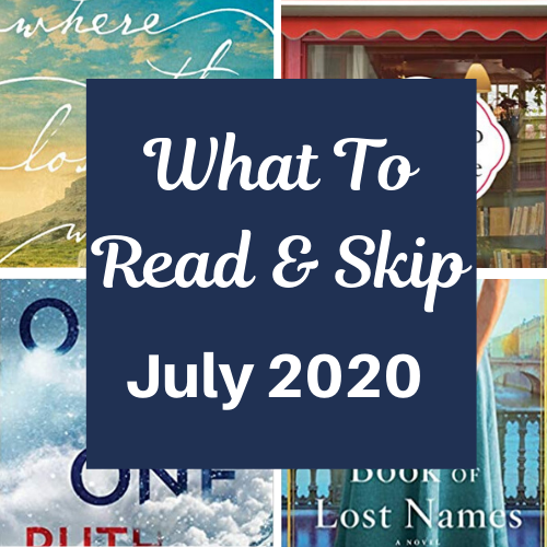 July 2020 Book Recommendations