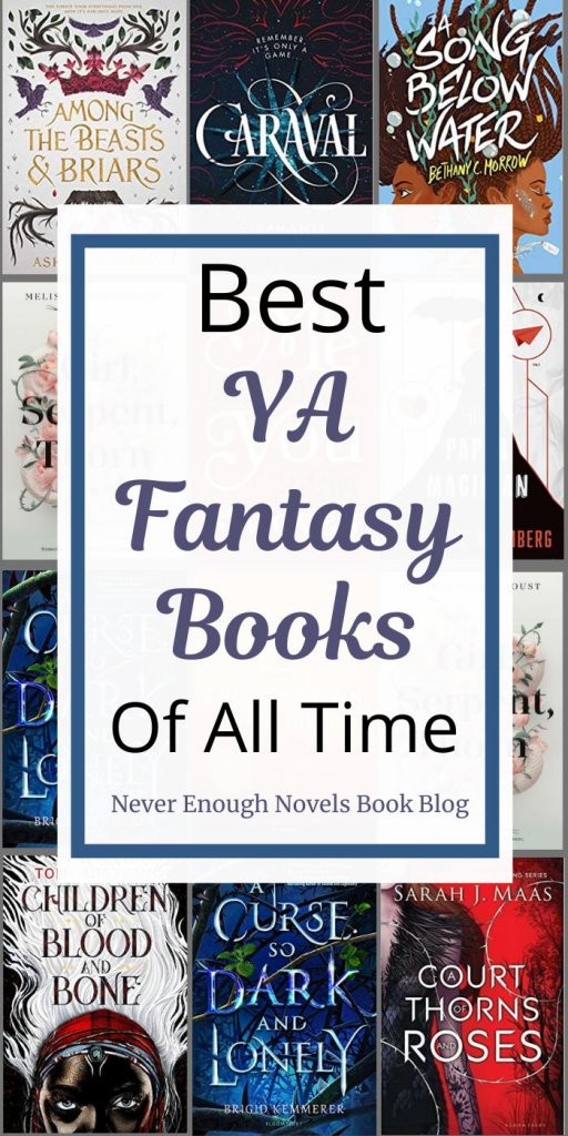 best ya fantasy books