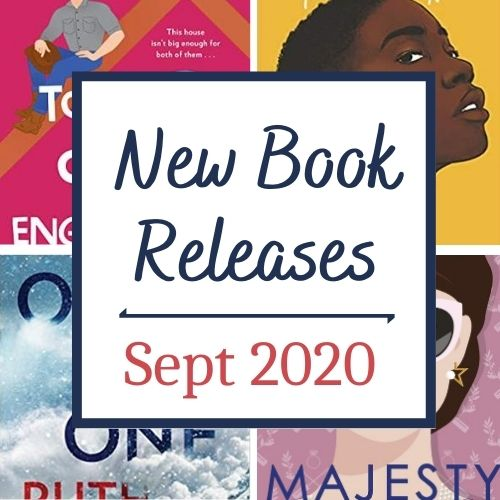 new books september 2020
