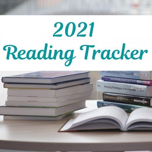 2021 Reading Tracker