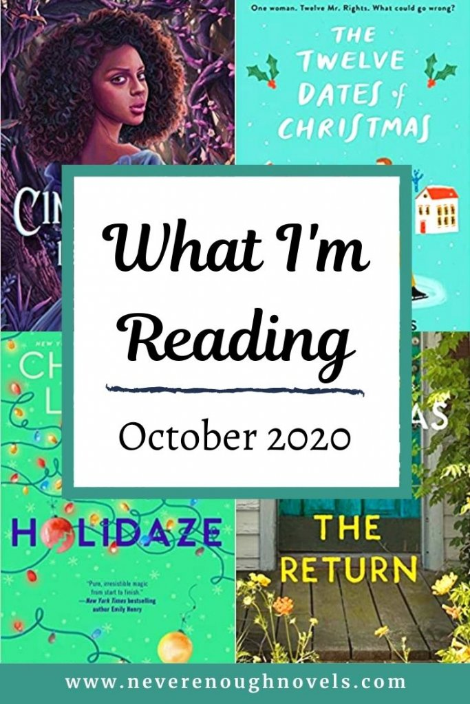 October 2020 book recommendations