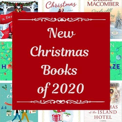 8 New Christmas Books of 2020