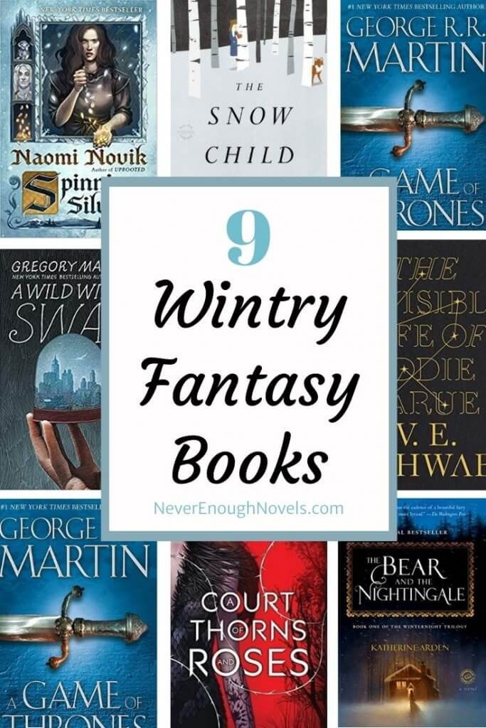winter fantasy books