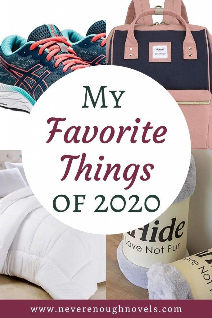 my favorite things of 2020