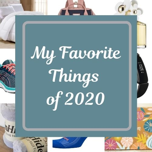 my favorite things of 2020