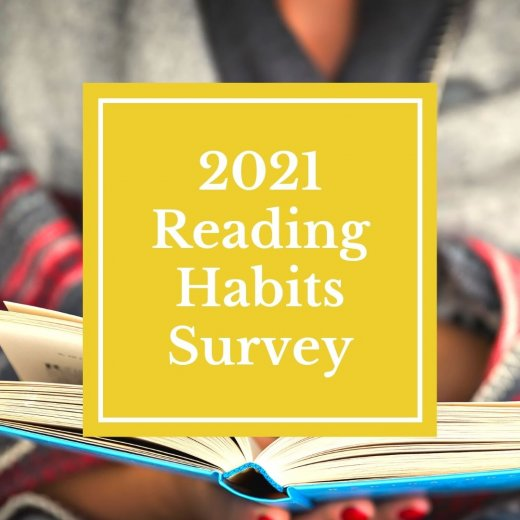 2021 reading habits survey
