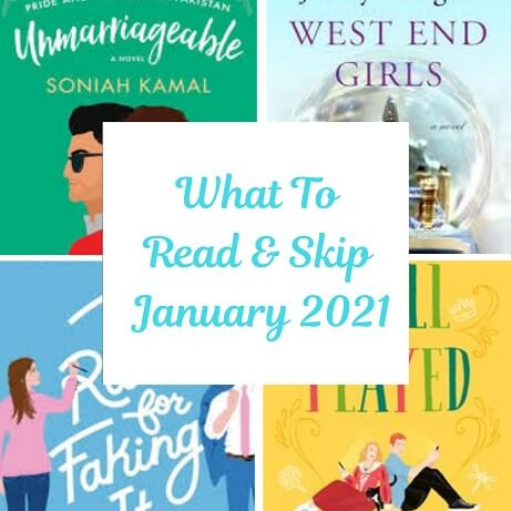 january 2021 book recommendations