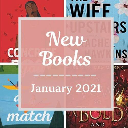 new books january 2021
