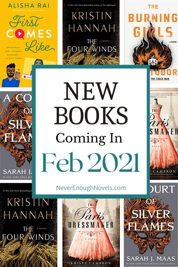 new books February 2021