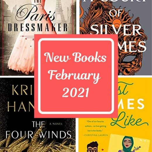new books february 2021