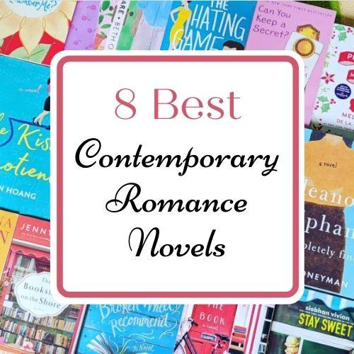 8 Best Contemporary Romance Novels