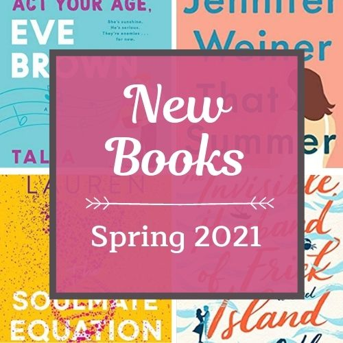 new books spring 2021