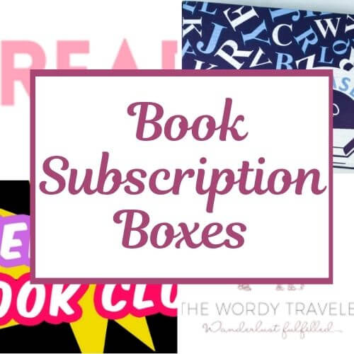 best book subscription boxes