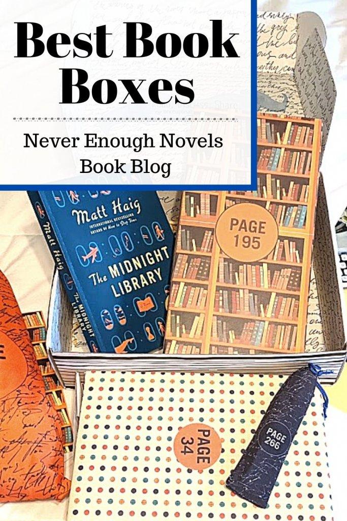 best book subscription boxes