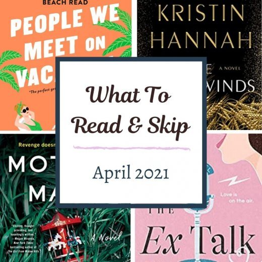 april 2021 book recommendations
