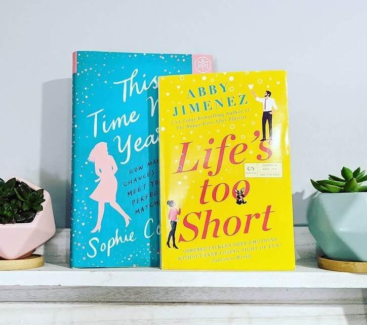 Romance New Releases of 2021: Best Romance Novels