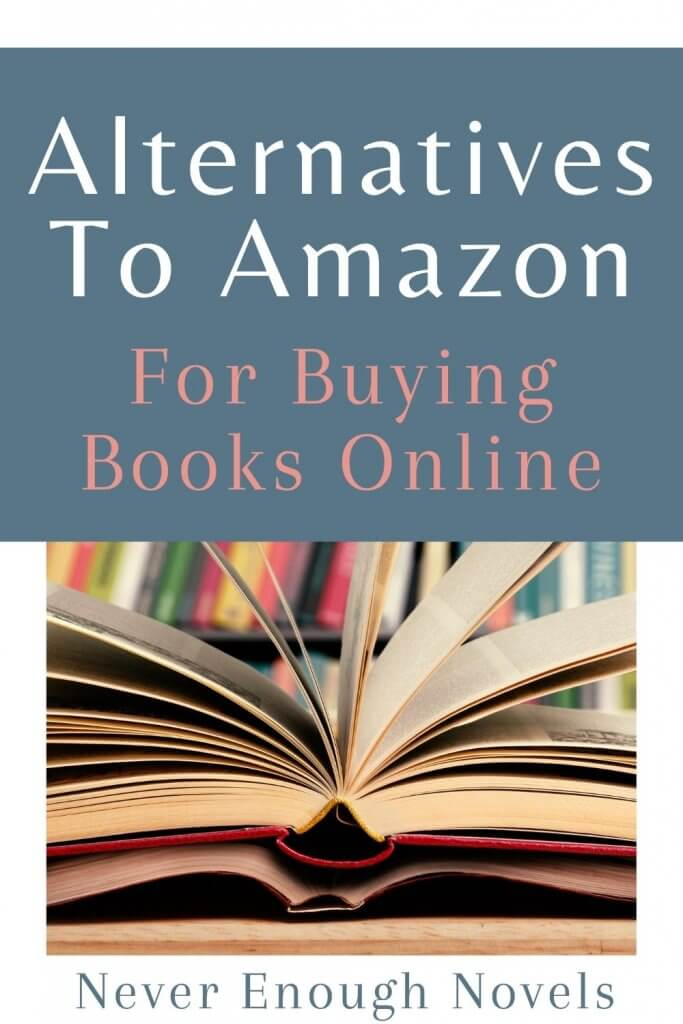 alternatives to amazon for books