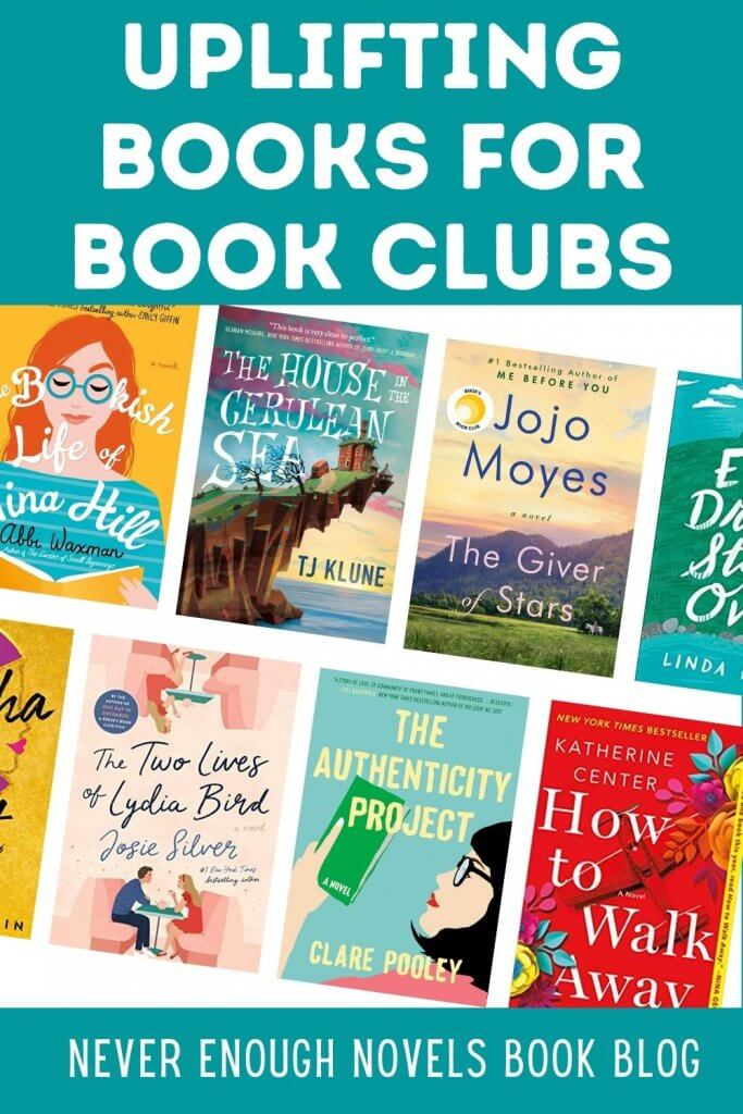 uplifting books about book clubs