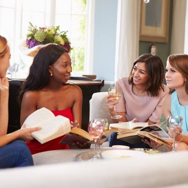 Uplifting Books for Book Clubs: 10 Selections