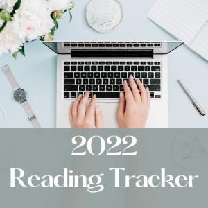 2022 reading tracker